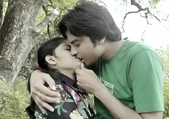 College Couple Din&rsquo_t Control Love In Woods Short Movie - HClips - Private Home Clips