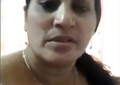 Mallu stripped attire