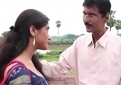 desimasala.co - Young bengali aunty uglify her pedagogue (Smooching romance)