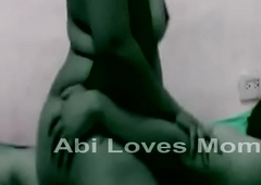 Abinav increased by Old lady