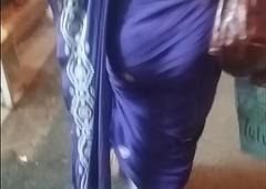 Bengali Aunty Kalpana shaking ass