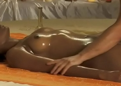 Indian MILF Needs Foretell Rub down
